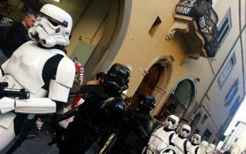 Star Wars alla conquista di Lucca Comics & Games 2015