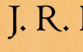 Una infografica per J.R.R. Tolkien