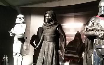 Uno sguardo al padiglione Star Wars a Lucca C&G in attesa della Star Wars Night
