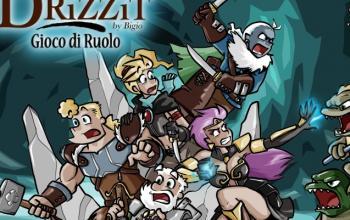 Drizzit – Gioco di Ruolo: due chiacchiere con Andrea Zoffoli