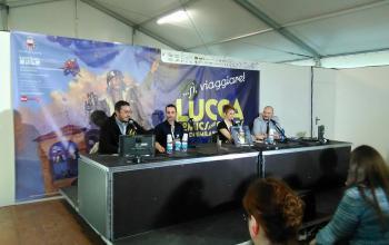 I Tarocchi di Paolo Barbieri al Lucca Comics and Games 2015!