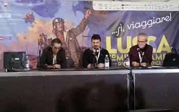 Gipi e Bigio: Bruti e Drizzit a Lucca Games