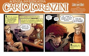 Il secondo numero di Agenzia Investigativa Carlo Lorenzini