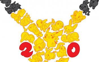 6 cose da sapere per festeggiare i 20 anni dei Pokémon