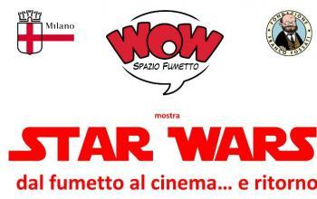 Star Wars dal fumetto al cinema… e ritorno!