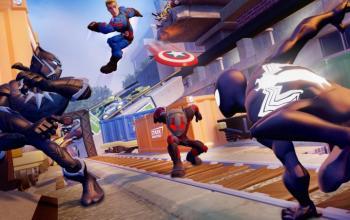 Disney Infinity 3.0 presenta il play set Marvel Battlegrounds