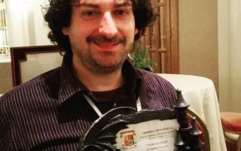 Nero Elfico di Daniele Picciuti ha vinto il premio Cittadella 2016