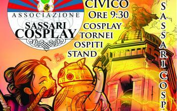 Tutti pronti per Sassari Cosplay 2016?