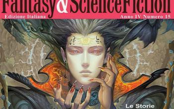 Fantasy & Science Fiction 15 è in edicola