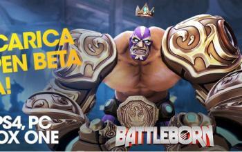 Battleborn: Arriva l'Open Beta con un nuovo trailer