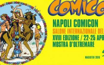 Giochi Uniti al Napoli Comicon 2016