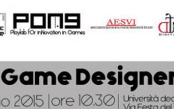 New Game Designer 2016 in Statale