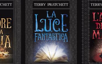 Nuove edizioni italiane per Mondo Disco di Terry Pratchett