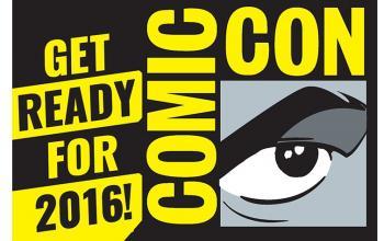 Manca poco alla San Diego Comic-Con 2016!