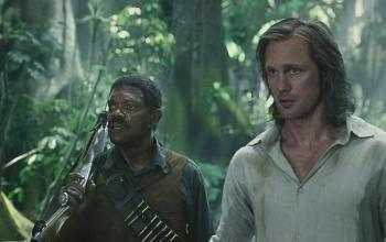 The Legend of Tarzan arriva al cinema