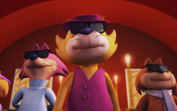 Top Cat e i gatti combinaguai al cinema