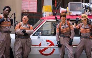Vi presentiamo Patty e Holtzman da Ghostbusters