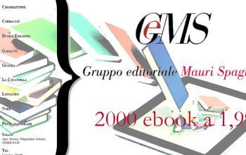 Solo per oggi, oltre 2000 titoli in ebook a 1,99 €