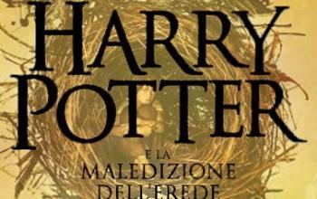 Harry Potter e la maledizione dell'erede dal 24 settembre in libreria