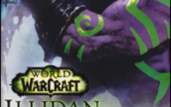 Illidan. World of Warcraft
