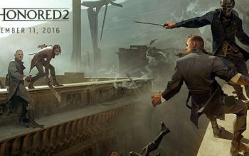 Dishonored 2, il trailer di lancio