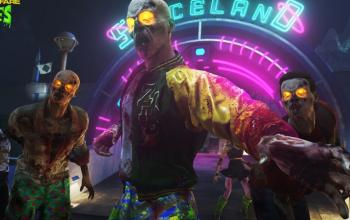 Il nuovo Call Of Duty: Infinite Warfare lancia la modalità co-op Zombies in Spaceland