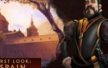 Civilization VI: Filippo II guiderà la Spagna