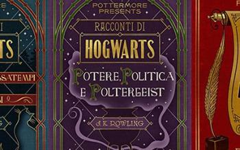 Il meglio della settimana dei Racconti di Hogwarts di J.K. Rowling
