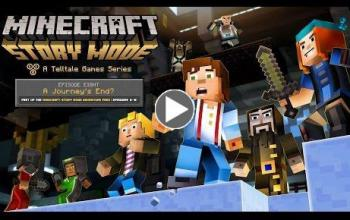 A Journey's End di Minecraft: Story Mode – A Telltale Games Series