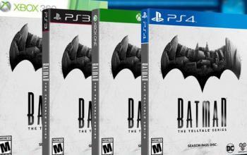 Disponibile il season pass disc di Batman – The Telltale Series