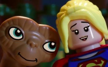LEGO Dimensions: Supergirl presenta E.T.