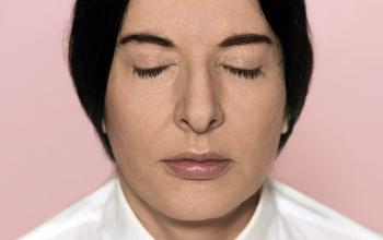 The Space in Between. Marina Abramović  and Brasil