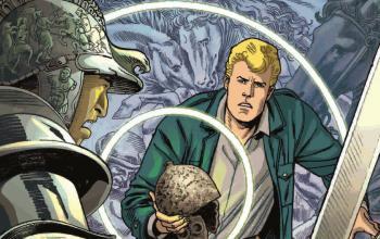 Martin Mystére. Le nuove avventure a colori debutteranno a Lucca Comics & Games 2016