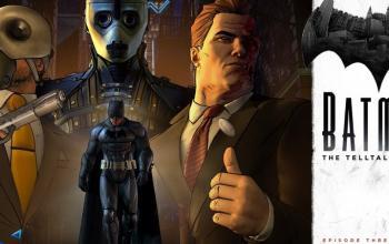 BATMAN – The Telltale Series Episode 3: New World Order