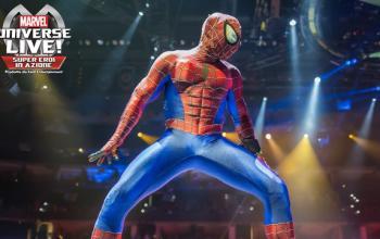 Un trailer per Marvel Universe LIVE!
