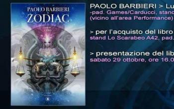 Paolo Barbieri torna con Zodiac!