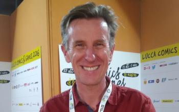 Lucca Comics & Games 2016: intervista a Philip Reeve