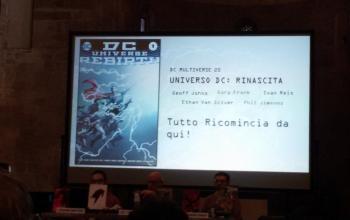 Annunciati a Lucca Comics i dettagli della Rinascita DC