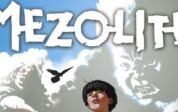 Arriva in Italia con Diabolo Edizioni Mezolith, il graphic novel ambientato nella preistoria