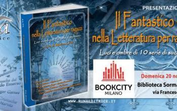 ll Fantastico nella Letteratura per ragazzi a Bookcity Milano