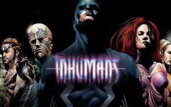 Inhumans arriverà in TV… in IMAX!