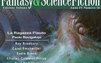 Fantasy & Science Fiction 16 è in edicola