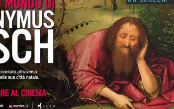 Il curioso mondo di Hieronymus Bosch, al cinema
