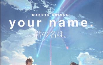 your name. di Makoto Shinkai arriva in libreria