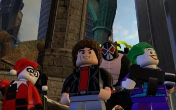 LEGO Dimensions: Arrivano The LEGO Batman Movie e Knight Rider