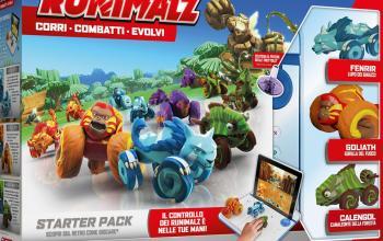 Presto disponibile Runimalz, l'ibrido giocattolo/videogioco Made in Italy