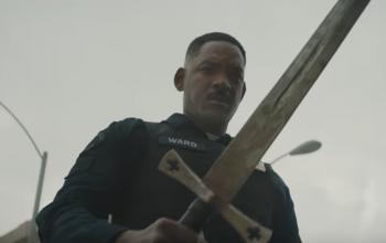 Primo teaser per Bright, il buddy cop urban fantasy di Netflix