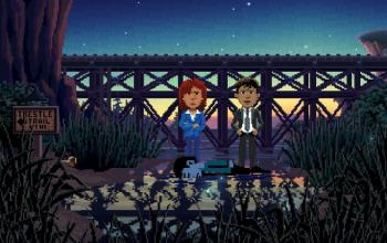 Thimbleweed Park, un tuffo nell'adventure game stile LucasArts