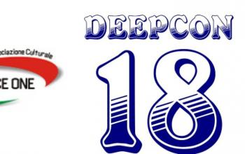Deepcon 18: il programma provvisorio