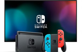 Ora disponibile Nintendo Swicth